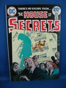House of Secrets #118 (Apr 1974, DC) F VF