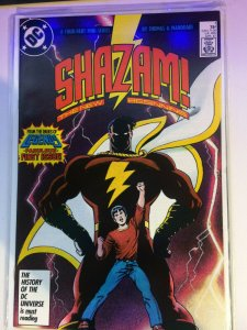 Shazam! #1 NM DC Comics From the pages of Legends The New Beginning 1987