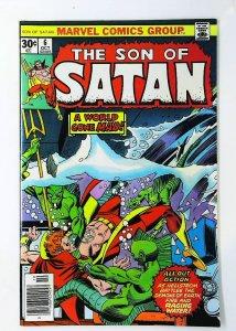 Son of Satan #6, NM- (Actual scan)