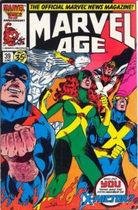 Marvel Age #39 VF/NM; Marvel | save on shipping - details inside