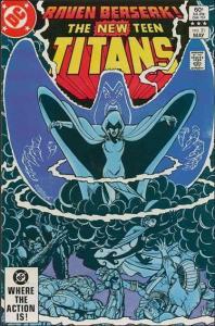 DC THE NEW TEEN TITANS (1980 Series) #31 VF/NM