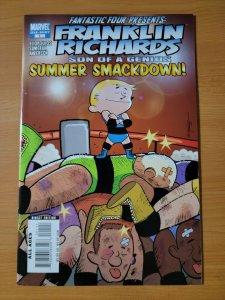 Franklin Richards Summer Smackdown #1 One-Shot ~ NEAR MINT NM ~ 2008 Marvel