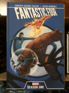 Fantastic Four: Season One Hardcover (2012) NM