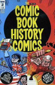 Comic Book History of Comics (Vol. 2) #2A VF; IDW | save on shipping - details i