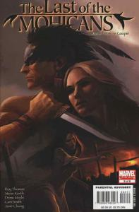 Marvel Illustrated: Last of the Mohicans #3 VF/NM; Marvel   save on shipping - d