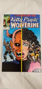 Kitty Pryde and Wolverine #2 - NM