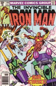 Iron Man (1968 series) #140, VF (Stock photo)
