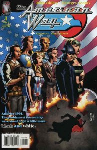 American Way, The #1 VF; WildStorm | save on shipping - details inside