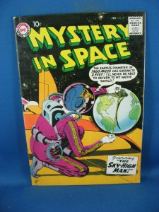 MYSTERY IN SPACE 49 F+ 1959
