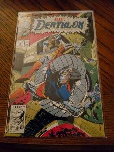 Deathlok #8 (1992)