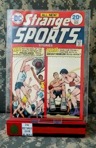 STRANGE SPORTS STORIES #4 VF/MN Back Issue DC VINTAGE Denny Oneil Nick Cardy Art