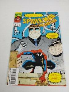 Spider-Man Unlimited #3 spidey vs CORONA by kurt busiek/aaron lopresti - marvel