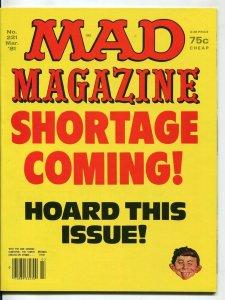 Mad-Magazine-#221-March-1981-Mort Drucker-Don Martin-David Berg