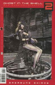 Ghost in the Shell 2: Man-Machine Interface #6 VF; Dark Horse | save on shipping