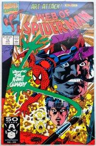 Web of Spider-Man #74 (VF/NM)(1991)