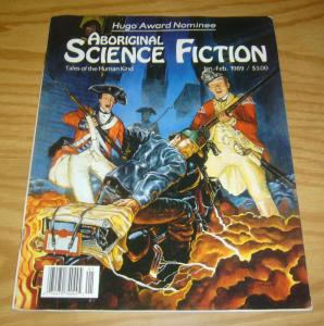 Aboriginal Science Fiction #13 FN; Absolute Entertainment | save on shipping - d
