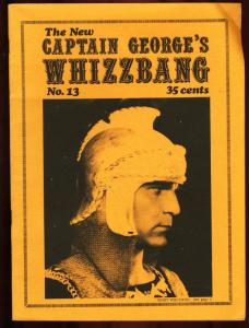CAPTAIN GEORGES WHIZBANG #13-AUDIE MURPHY VG