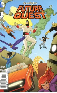 Future Quest 1  9.0 or better (our highest grade)