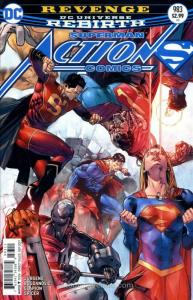 Action Comics #983 VF/NM; DC | save on shipping - details inside