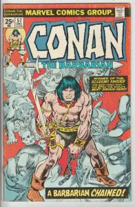Conan the Barbarian #57 (Dec-75) VF/NM High-Grade Conan the Barbarian
