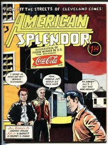 American Splendor #3-1978-Harvey Pekar-Robert Crumb