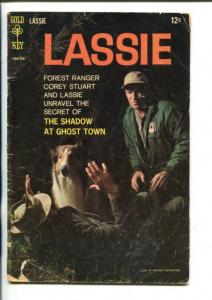LASSIE  #68-1967-GOLD KEY-PHOTO COVERS-good