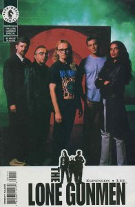 Lone Gunmen, The Special #1 VF; Dark Horse | save on shipping - details inside