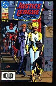 Justice League Europe #31 (1991)