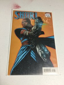 Shuri 1 Charest 1:50 Variant Nm Near Mint Marvel Comics