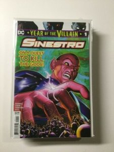 Sinestro: Year of the Villain #1 (2019) HPA