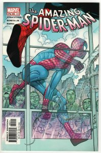 Amazing Spider-Man #45 [486] J Michael Straczynski (Marvel, 2002) VF