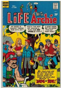 LIFE WITH ARCHIE (1958-    ) 128 VG+ Dec. 1972