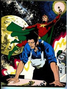 Rocket's Blast Comicollector #104 1973-Wally Wood-EC-Shock Illustrated #3-FN