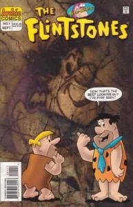 Flintstones, The (Archie) #1 VF/NM; Archie   save on shipping - details inside