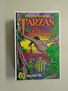 Tarzan, Lot 23 Different, 8.0/VF