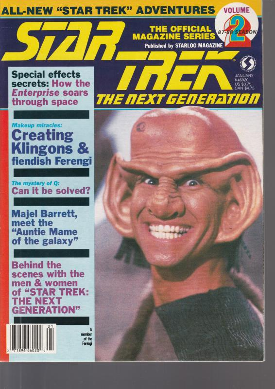 Star Trek Next Generation Vol 2