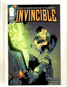 10 Invincible Image Comic Books # 109 110 111 112 113 114 115 116 117 118 RP4