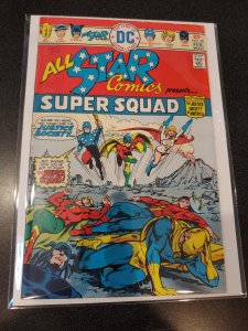 All Star Comics #58 1st appearance of Power Girl