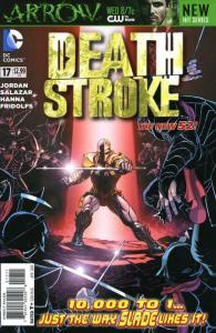 Deathstroke #17 VF/NM; DC | save on shipping - details inside