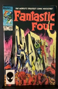 Fantastic Four #280 (1985)