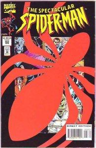 Spider-Man, Peter Parker Spectacular #223 (Apr-95) NM+ Super-High-Grade Spide...