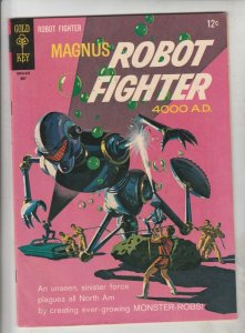 Magnus Robot Fighter #14 (May-66) VF/NM High-Grade Magnus Robot Fighter