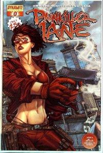 Painkiller Jane #0 (2007)