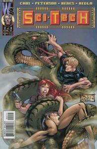 Sci-Tech #2 FN; WildStorm | save on shipping - details inside