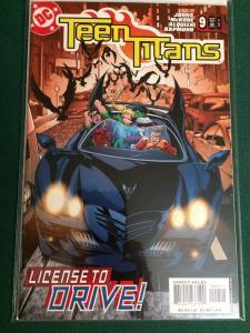 Teen Titans #9 vol 3