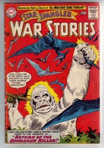 Star Spangled War Stories #111 (Nov-63) VG/FN Mid-Grade Dinosaur