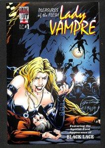 Lady Vampre: Pleasures of the Flesh #1 (1996)
