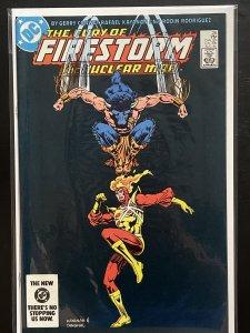 The Fury of Firestorm #26 (1984)