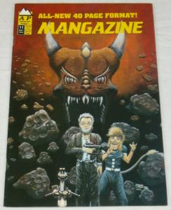 Mangazine (Vol. 2) #11 FN; Antarctic | save on shipping - details inside