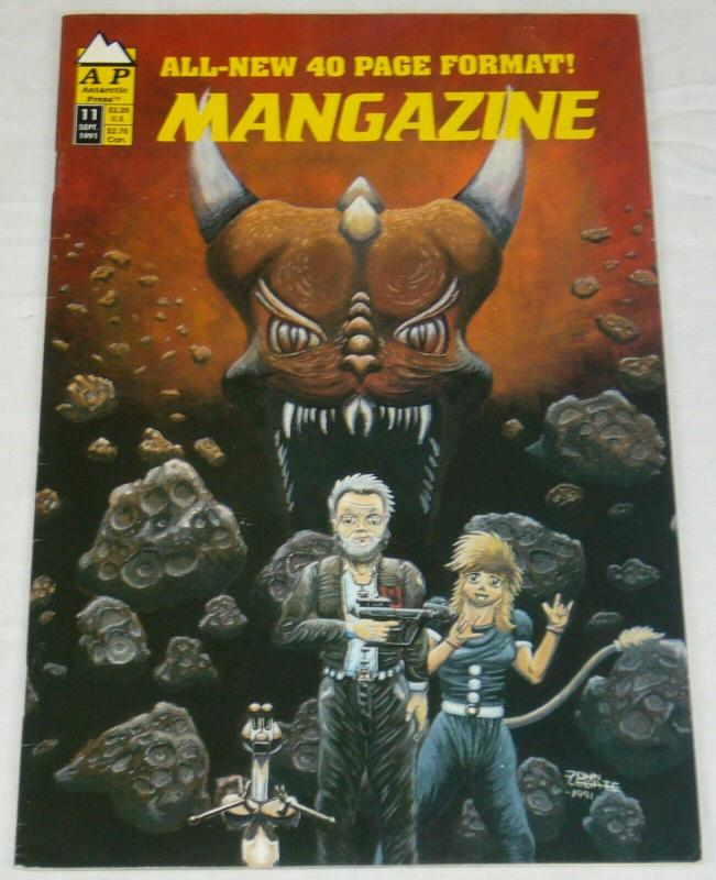 Mangazine (Vol. 2) #11 FN; Antarctic | save on shipping - details inside